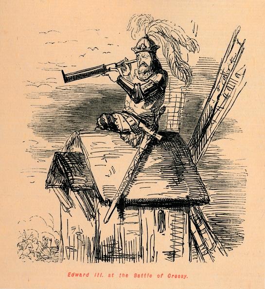 Optical Instrument「Edward Iii At The Battle Of Cressy Circa 1860」:写真・画像(11)[壁紙.com]