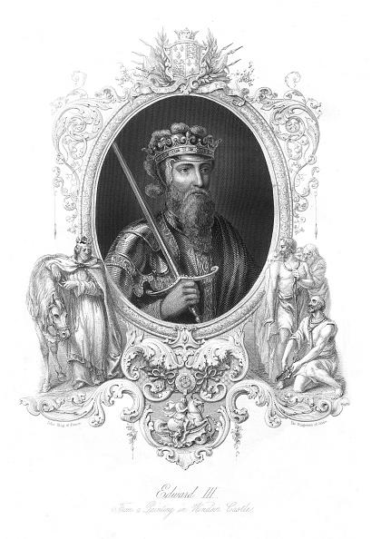 Circa 14th Century「Edward III」:写真・画像(8)[壁紙.com]