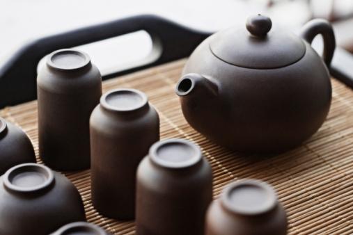 Teapot「Chinese Tea Set」:スマホ壁紙(9)