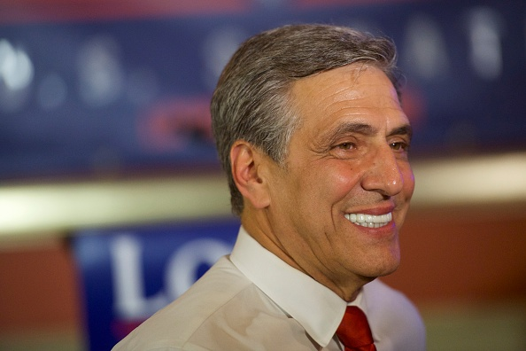 Oregon - US State「GOP Senate Candidate In Pennsylvania Rep. Lou Barletta Addresses Supporters After Results Of  State's Primary Election Announced」:写真・画像(12)[壁紙.com]