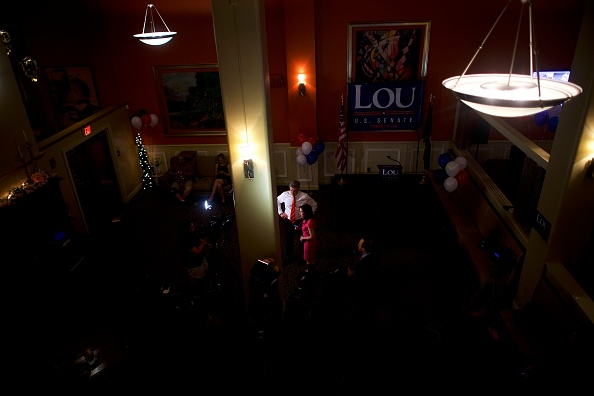 Oregon - US State「GOP Senate Candidate In Pennsylvania Rep. Lou Barletta Addresses Supporters After Results Of  State's Primary Election Announced」:写真・画像(0)[壁紙.com]