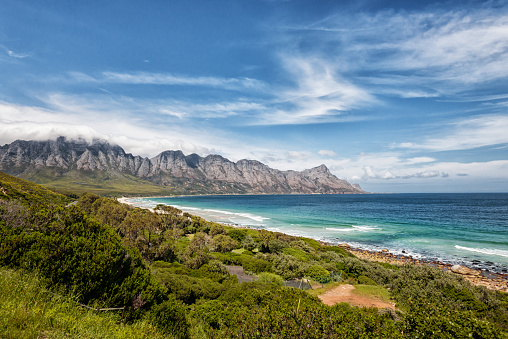 South Africa「Coastline in South Africa on the garden Route in South Africa」:スマホ壁紙(10)