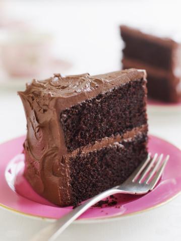 Temptation「Slice of Chocolate Cake」:スマホ壁紙(12)