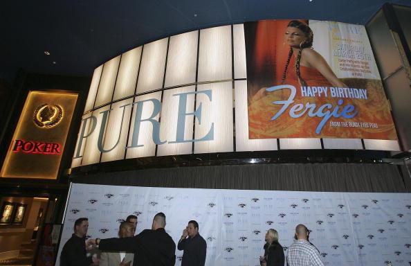 Ethan Miller「Fergie Of The Black Eyed Peas Celebrates Birthday At Pure」:写真・画像(19)[壁紙.com]