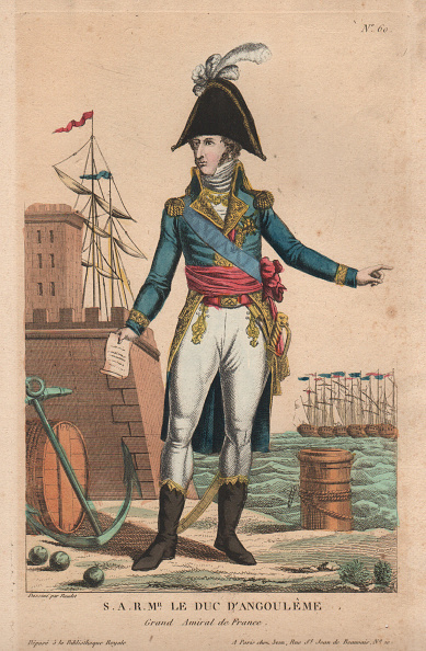 Nouvelle-Aquitaine「Louis Antoine Of France」:写真・画像(4)[壁紙.com]