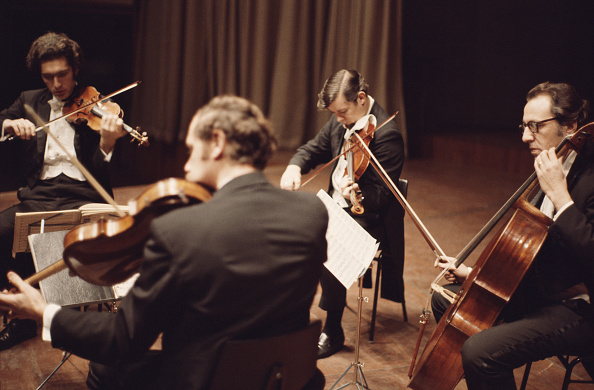 Classical Musician「Guarneri Quartet」:写真・画像(13)[壁紙.com]