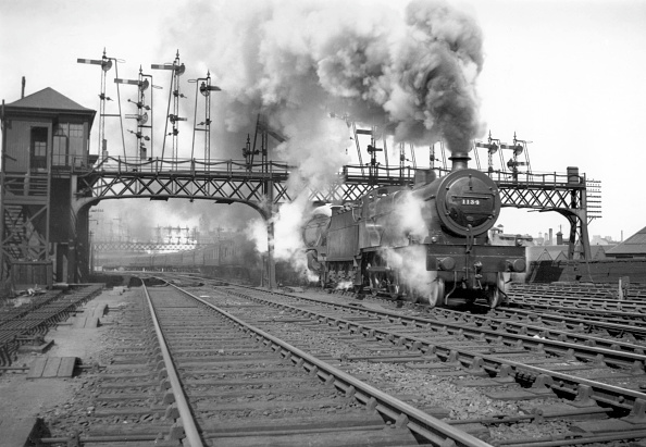 Cylinder「A former Midland Railway 4-4-0」:写真・画像(0)[壁紙.com]