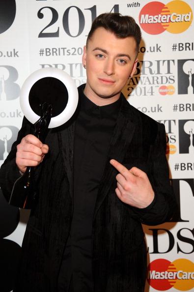 Critics' Choice Movie Awards「The BRIT Awards 2014 - Winners Room」:写真・画像(16)[壁紙.com]