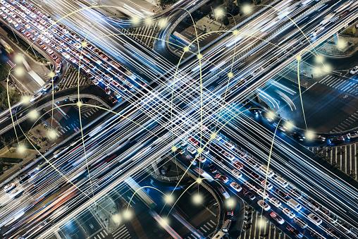 Blurred Motion「Smart Traffic」:スマホ壁紙(14)