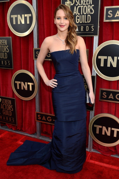Dark Blue「19th Annual Screen Actors Guild Awards - Red Carpet」:写真・画像(1)[壁紙.com]