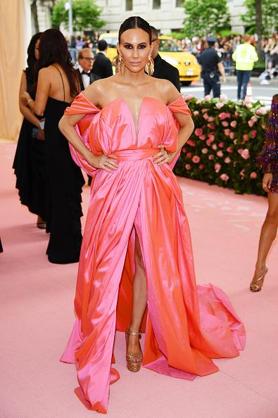 サイハイスリット「The 2019 Met Gala Celebrating Camp: Notes on Fashion - Arrivals」:写真・画像(12)[壁紙.com]