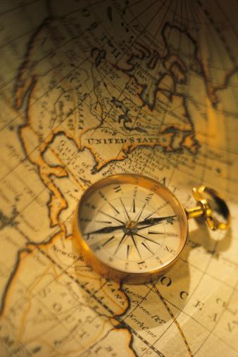 Latitude「Compass and map」:スマホ壁紙(4)