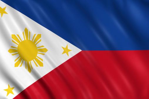 Rippled「philippines flag」:スマホ壁紙(11)