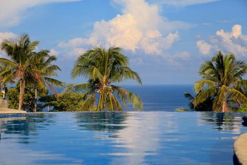 プール「Philippines, Boracay Island」:スマホ壁紙(9)
