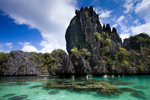Philippines「Philippines, Bacuit archipelago, El Nido」:スマホ壁紙(12)