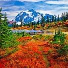 Mt Shuksan壁紙の画像(壁紙.com)