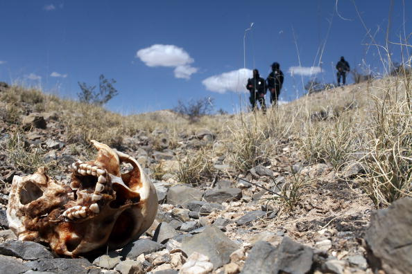 Grave「Mexican Drug War Fuels Violence In Juarez」:写真・画像(6)[壁紙.com]