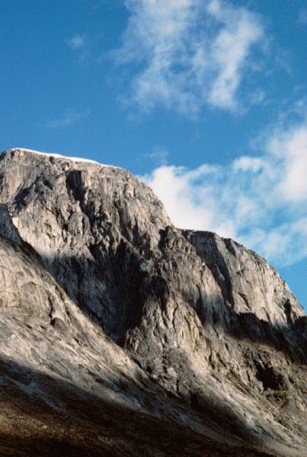 Eco Tourism「Slope of rugged mountain in alpine wilderness」:スマホ壁紙(7)