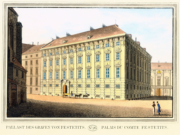 1820-1829「Palace Of Count Festetics」:写真・画像(15)[壁紙.com]