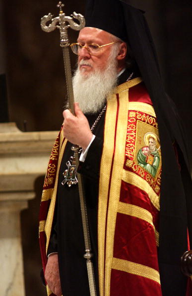 Franco Origlia「Pope Attends Ecumenical Celebration With The Patriarch Of Constantinople」:写真・画像(13)[壁紙.com]
