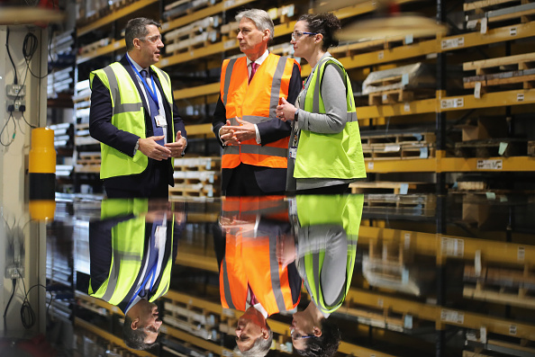 Environmental Damage「The Chancellor Makes A Post-budget Visit To A Business In Lincolnshire」:写真・画像(13)[壁紙.com]