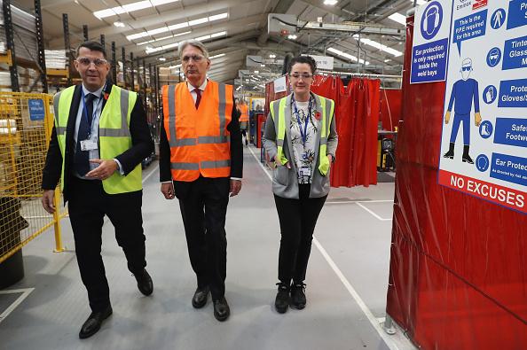 Environmental Damage「The Chancellor Makes A Post-budget Visit To A Business In Lincolnshire」:写真・画像(14)[壁紙.com]