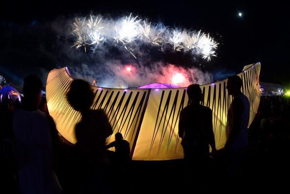 EDC「17th Annual Electric Daisy Carnival - Day 1」:写真・画像(0)[壁紙.com]
