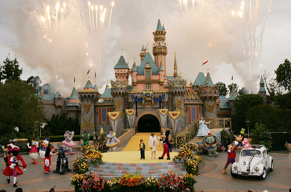 Disneyland - California「Disney Celebrates 50th Anniversary」:写真・画像(5)[壁紙.com]