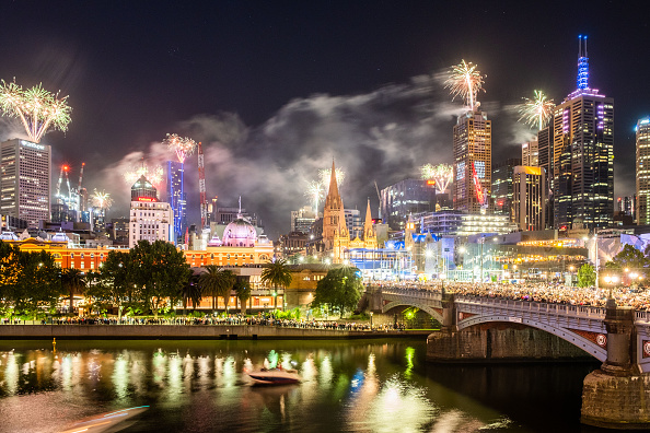 New Year「Australians Celebrates New Year's Eve 2019」:写真・画像(6)[壁紙.com]