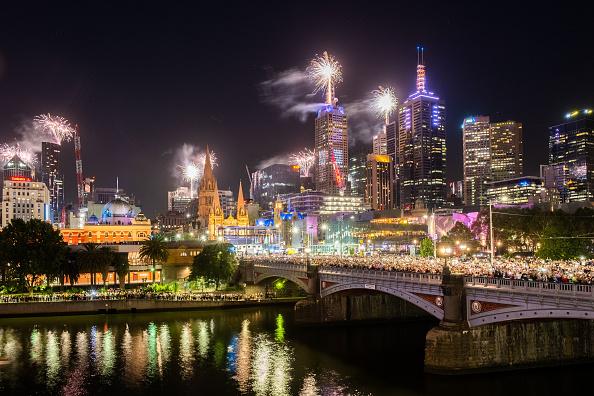 風景「Australians Celebrates New Year's Eve 2019」:写真・画像(11)[壁紙.com]