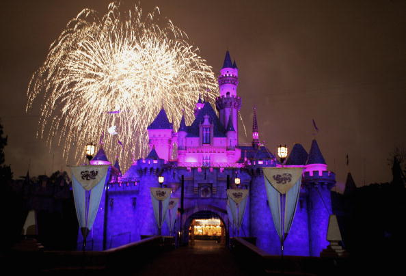 ディズニー「Disneyland 50th Anniversary Celebration」:写真・画像(16)[壁紙.com]