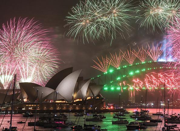 Sydney「Sydney Celebrates New Year's Eve 2019」:写真・画像(19)[壁紙.com]