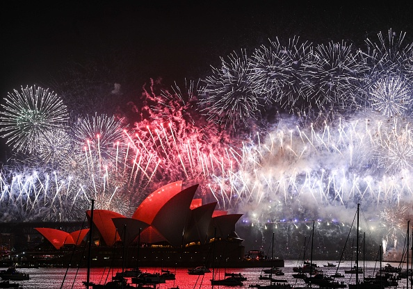 Sydney「Sydney Celebrates New Year's Eve 2019」:写真・画像(4)[壁紙.com]