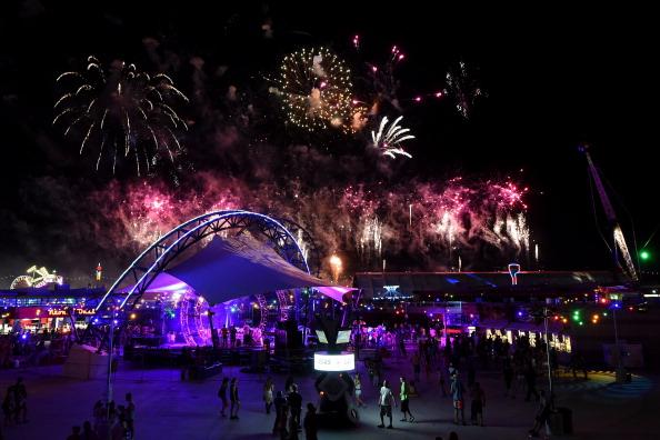 EDC「18th Annual Electric Daisy Carnival - Day 1」:写真・画像(6)[壁紙.com]