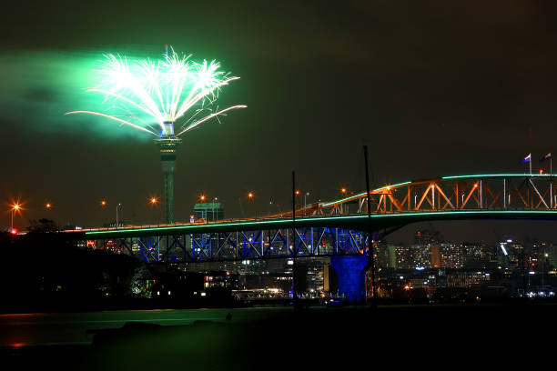 Auckland New Year's Eve 2018:ニュース(壁紙.com)