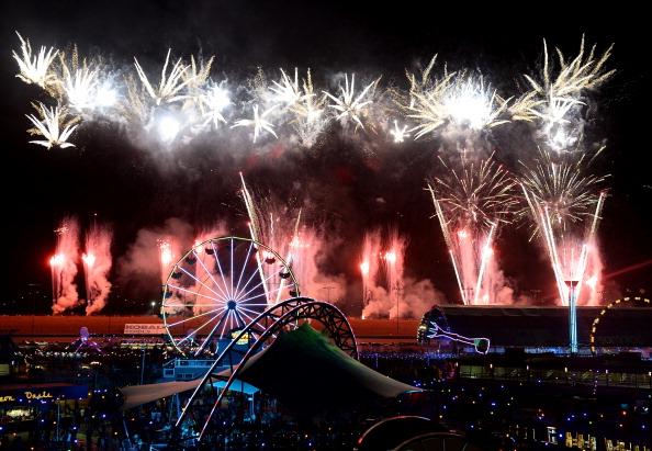 EDC「17th Annual Electric Daisy Carnival - Day 2」:写真・画像(6)[壁紙.com]