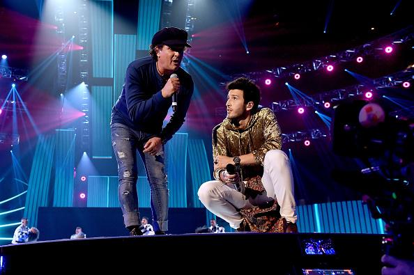 Sebastián Yatra「The 18th Annual Latin Grammy Awards - Rehearsals - Day 2」:写真・画像(8)[壁紙.com]