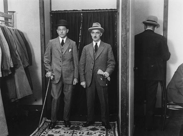 Men「Standard Suits Of 1921」:写真・画像(2)[壁紙.com]