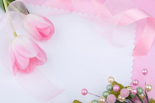 母の日「ご招待」:スマホ壁紙(4)