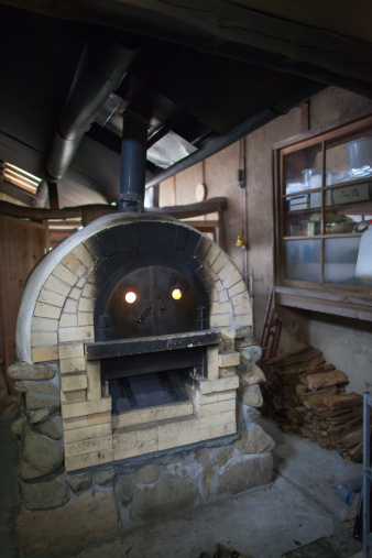 Bakery「A stone oven and wood for fuel」:スマホ壁紙(13)