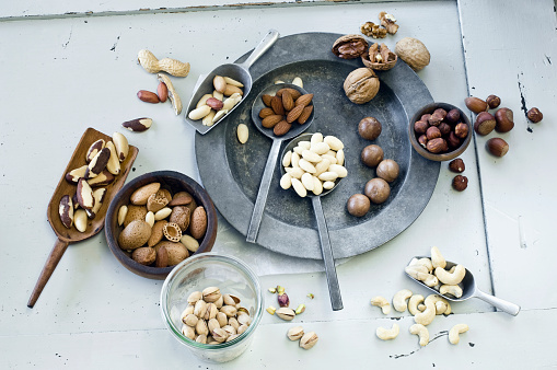 Pistachio「Various nuts」:スマホ壁紙(9)