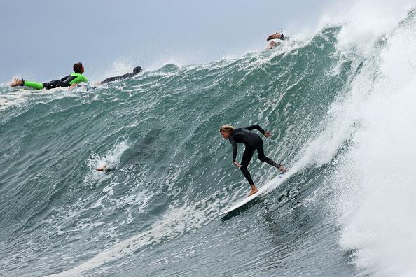 Sydney「Wild Surf Conditions At Sydney Beaches」:写真・画像(10)[壁紙.com]
