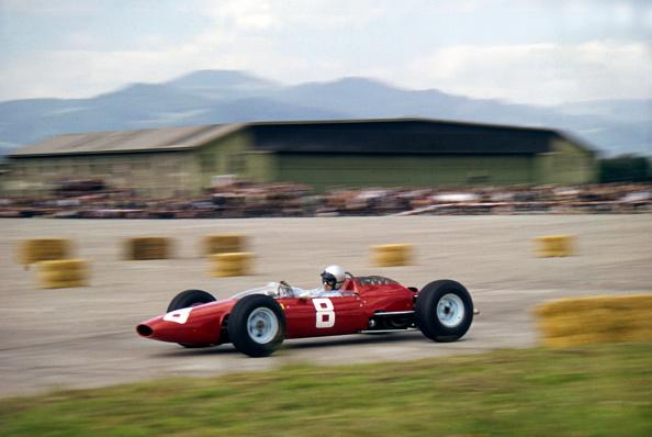 Sports Car「1964 Ferrari 158」:写真・画像(15)[壁紙.com]