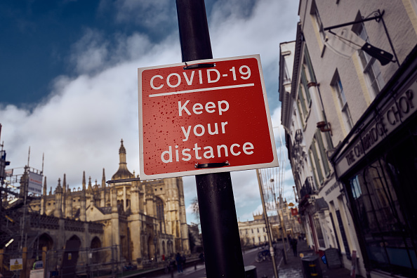 Lockdown「Cambridge During England's Second Lockdown」:写真・画像(4)[壁紙.com]