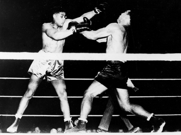 Boxer Joe Louis「Primo Carnera und Joe Louis」:写真・画像(18)[壁紙.com]