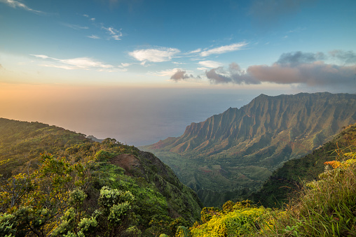 Kalalau Valley「Kalalau Valley, Kauai」:スマホ壁紙(14)
