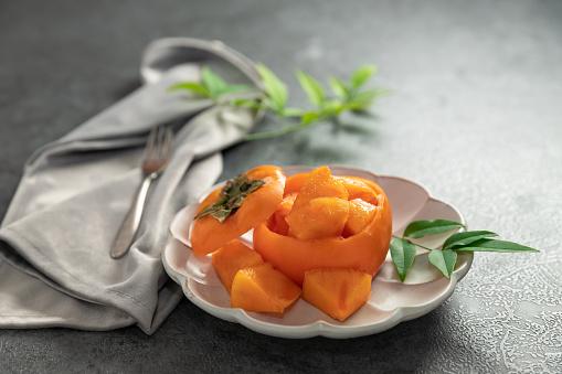 persimmon「Japanese persimmon」:スマホ壁紙(13)