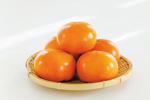 柿「Japanese Persimmons」:スマホ壁紙(11)