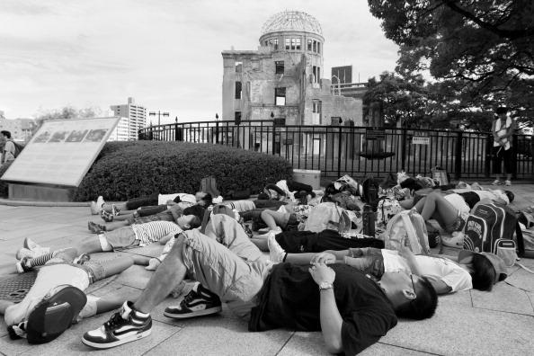 Pacific War「Japan Marks 67th Anniversary Of Hiroshima Atomic Bomb」:写真・画像(3)[壁紙.com]