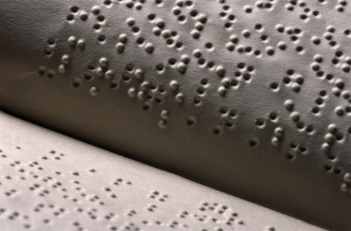Braille「Pages of Braille Book」:スマホ壁紙(10)